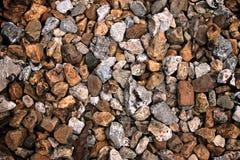 De rots van de perzik Royalty-vrije Stock Afbeelding