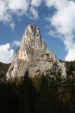 De rots van het altaar - Transsylvanië Stock Foto