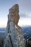 De rots van het conglomeraat Stock Fotografie