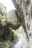 De rots van het padievat Royalty-vrije Stock Foto