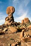 De rots van het saldo Royalty-vrije Stock Foto