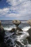 De rots van Kannesteinen stock afbeeldingen