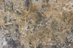 De rotsachtergrond van de textuursteen Stock Afbeeldingen