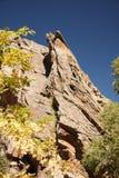 De rotsachtige Canion van de Berg Stock Afbeeldingen