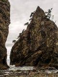 De rotsachtige Lijn van de Kust Royalty-vrije Stock Afbeelding