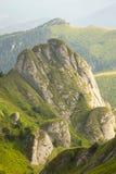 De rotsachtige Piek van de Berg Royalty-vrije Stock Afbeelding