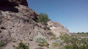 De rotsen van Arizona Stock Afbeeldingen
