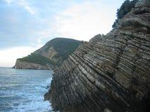 De rotsen van Canj Stock Afbeelding