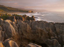 De rotsen van de pannekoek Royalty-vrije Stock Afbeelding