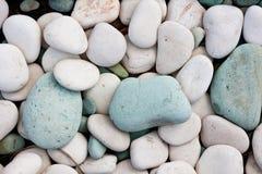 De rotsen van het landschap Stock Foto's