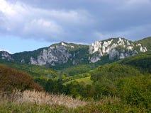 De rotsen van Sulov Stock Afbeeldingen