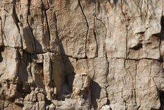 De rotsoppervlakte van Dolomiti royalty-vrije stock fotografie