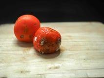 De rotte tomaten stock afbeeldingen