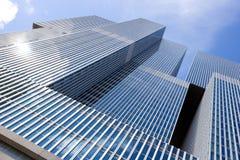 De rotterdam skyscraper Royalty Free Stock Images