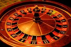 De roulette geeft kans 2 Royalty-vrije Stock Afbeelding