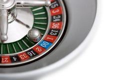 De roulette van het casino Royalty-vrije Stock Foto's