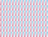 De roze abstracte achtergrond van het pastelkleurbeeldverhaal Stock Foto