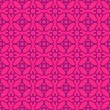 De roze Abstracte bloem regelt achtergrond stock foto