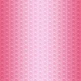 De roze achtergrond van het rozenpatroon Stock Foto