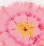 De roze bloem van de batikpioen Royalty-vrije Stock Afbeelding