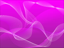 De roze en purpere achtergrond van Absract stock illustratie