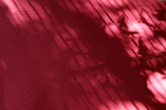 De roze samenvatting van de yogamat Stock Fotografie