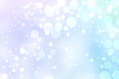 De roze Samenvatting van Lichten vector illustratie
