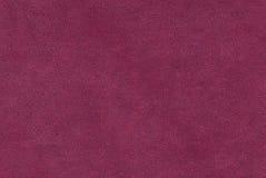 De roze textuur van het kleurenleer Royalty-vrije Stock Foto's