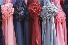 De rozen van de zijde Stock Fotografie