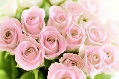 De rozen van het huwelijk royalty-vrije stock afbeelding