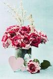 De rozen van de tijgerstreep stock fotografie