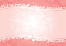 De rozenachtergrond van valentijnskaarten Stock Foto's