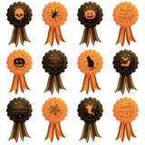 De rozetten van Halloween royalty-vrije illustratie