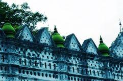De ruïne van de moskee Royalty-vrije Stock Fotografie