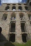 De ruïnes stock fotografie