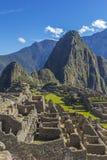 De ruïnes Cuzco Peru van Machupicchu Stock Fotografie