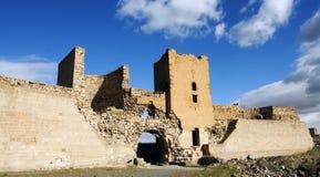 De ruïnes van Ani Royalty-vrije Stock Foto