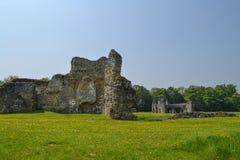 De ruïnes van de Abdij van Waverley royalty-vrije stock foto