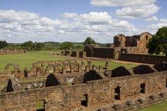 De Ruïnes van de jezuïet in Trinidad Royalty-vrije Stock Foto's