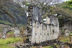 De Ruïnes van de Molen van de suiker Royalty-vrije Stock Foto's