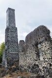 De Ruïnes van de Molen van de suiker Royalty-vrije Stock Foto