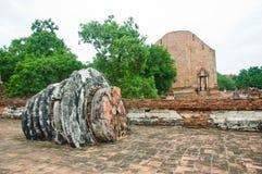 De ruïnes van de pagode Royalty-vrije Stock Fotografie