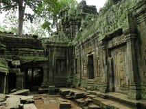 De ruïnes van de tempel Royalty-vrije Stock Fotografie