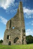 De ruïnes van de toren royalty-vrije stock afbeelding