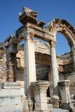 De ruïnes van Ephesus Royalty-vrije Stock Foto