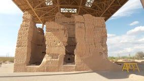 De Ruïnes van Grande van Casa royalty-vrije stock fotografie