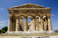 De Ruïnes van Grecian Stock Foto's
