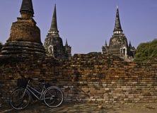 De ruïnes van heilige oude tempel Royalty-vrije Stock Afbeelding