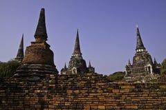 De ruïnes van heilige oude tempel Royalty-vrije Stock Fotografie