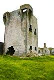 De Ruïnes van het kasteel, Ierland royalty-vrije stock afbeeldingen